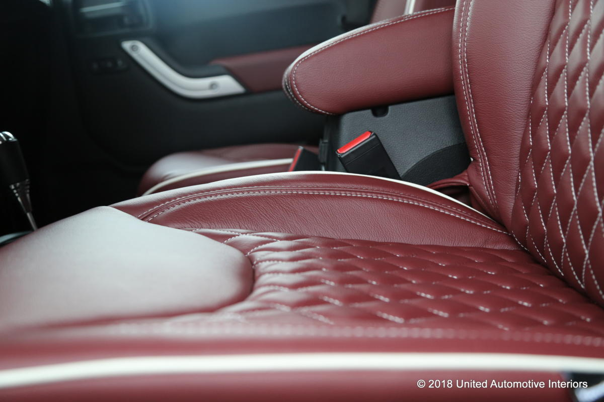 United Automotive Interiors Vancouver Best Automotive Upholstery